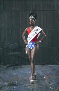 Miss Lesbian I - Serie Self - Zanele Muholi