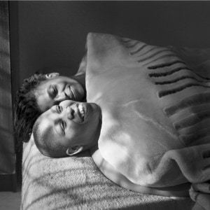 Tshidi Legobye and Pam Limekhaya - Serie Being - Zanele Muholi