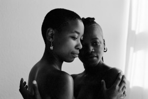 Zinzi and Tozama II - Serie Being - Zanele Muholi