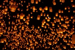 lanternes célestes 2