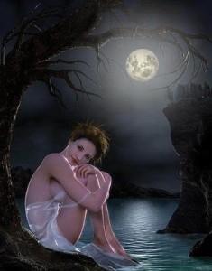 Nue Pleine Lune