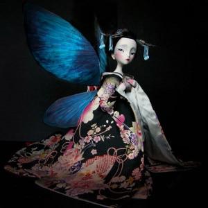 poupée butterfly