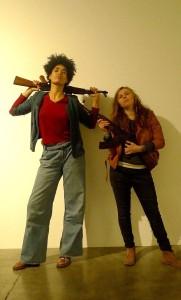 Maya et Julie