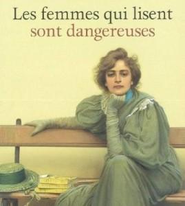 femmes qui lisent sont dangereuses