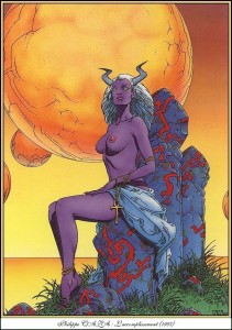 Philippe Caza - l accomplissement