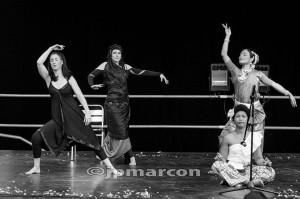 Paroles de danses-soeurs Clair de Bastide
