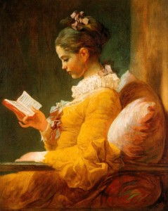 fragonard lectrice