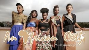 an african city 3