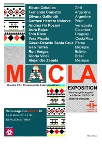 MACLA affiche 2015