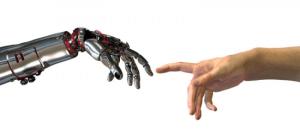 rencontre homme robot