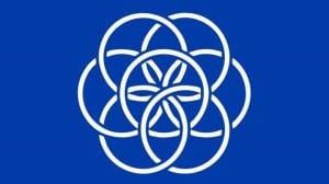 drapeau de l'humanité