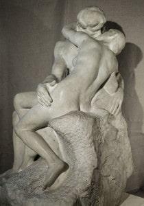 Le baiser Rodin RMN Grand Palais
