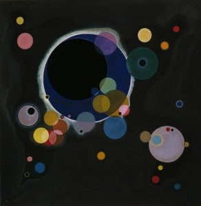 wassily-kandinsky-plusieurs-cercles