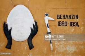 Symbole du Roi Béhanzin